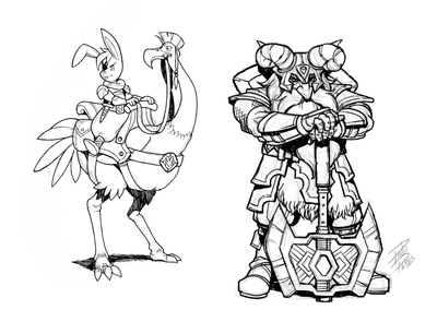 bunnyknight - dwarf warrior.jpg